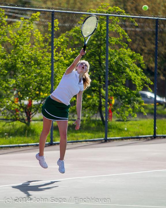 20868 Girls Tennis v CWA 042814