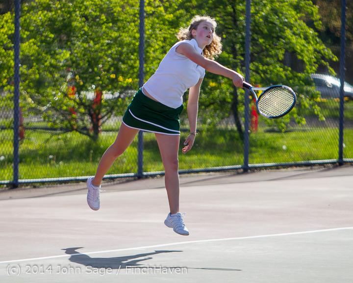 20869 Girls Tennis v CWA 042814