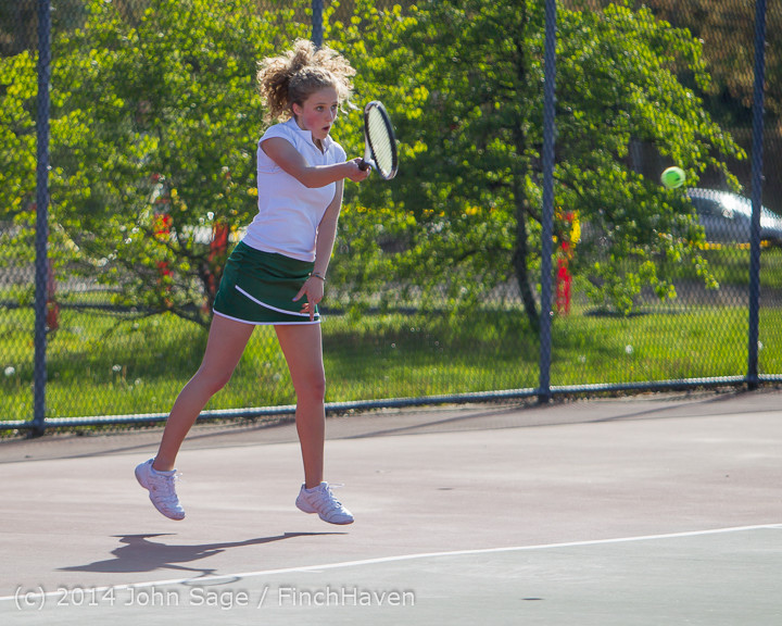 20878 Girls Tennis v CWA 042814