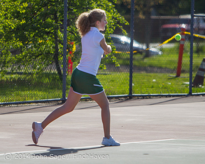 20884 Girls Tennis v CWA 042814