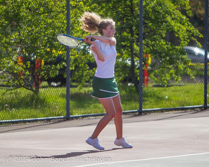 20890 Girls Tennis v CWA 042814