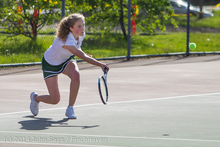 20892 Girls Tennis v CWA 042814