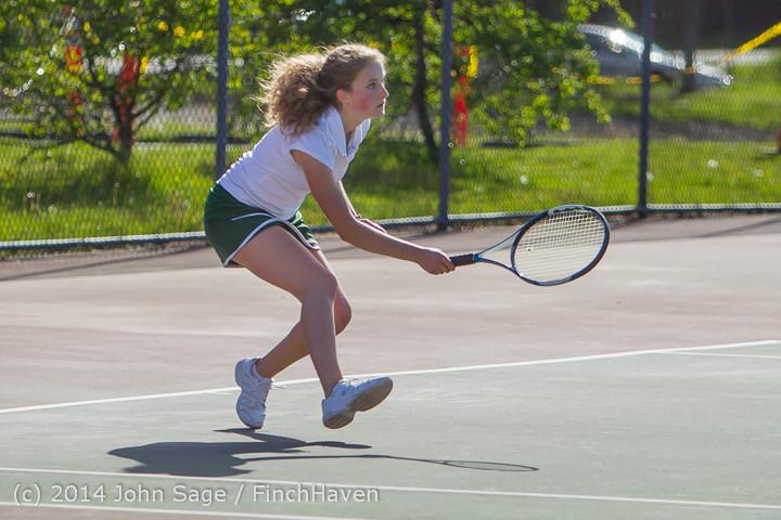 20894 Girls Tennis v CWA 042814