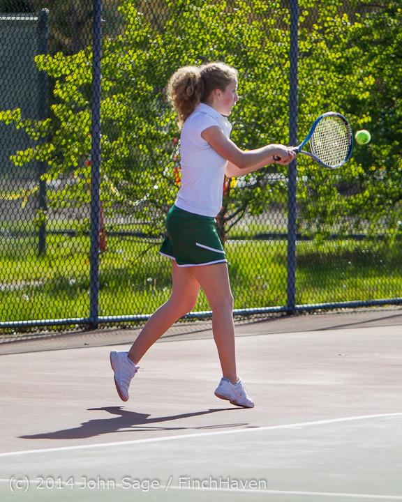 20895 Girls Tennis v CWA 042814