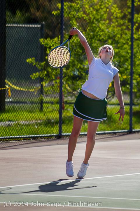 20900 Girls Tennis v CWA 042814