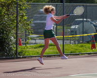 20905 Girls Tennis v CWA 042814