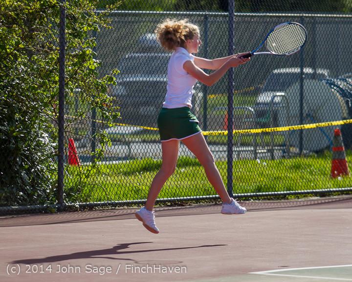 20905 Girls Tennis v CWA 042814