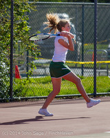 20907 Girls Tennis v CWA 042814