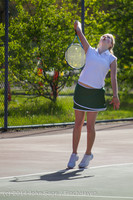 20908 Girls Tennis v CWA 042814