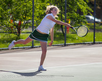 20911 Girls Tennis v CWA 042814