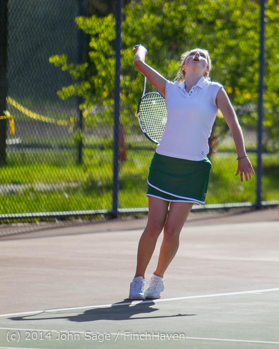 20919 Girls Tennis v CWA 042814