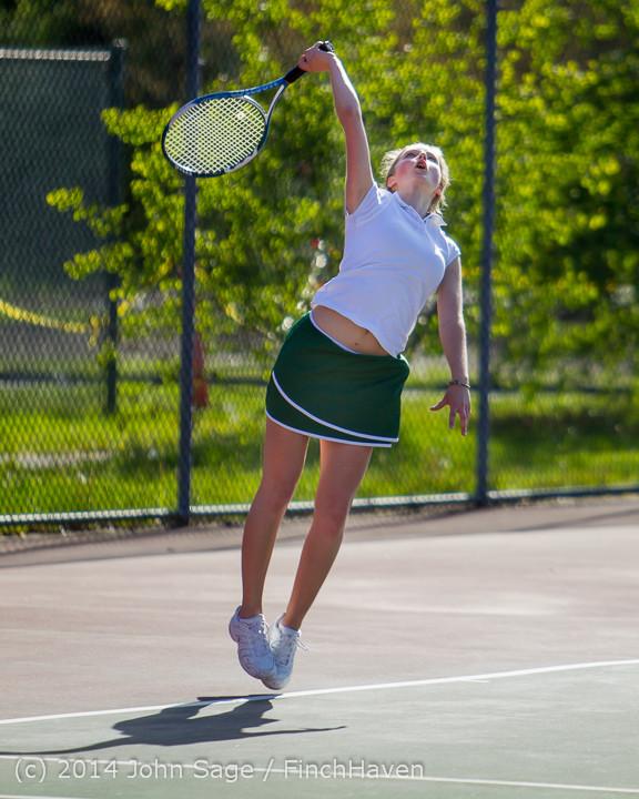 20920 Girls Tennis v CWA 042814