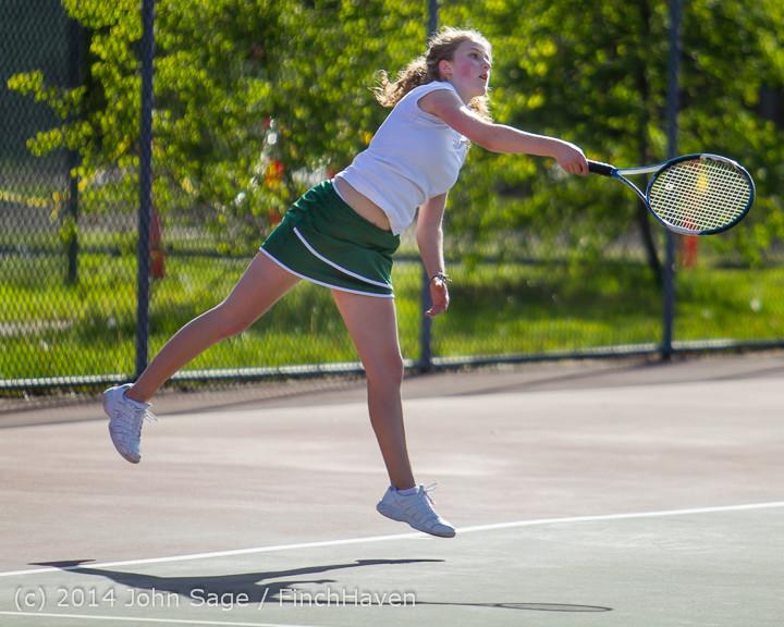20922 Girls Tennis v CWA 042814