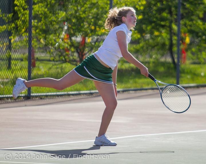 20923 Girls Tennis v CWA 042814
