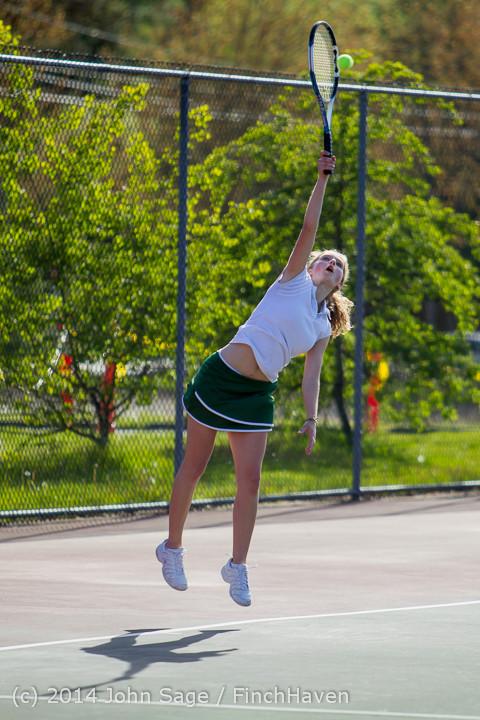 20934 Girls Tennis v CWA 042814