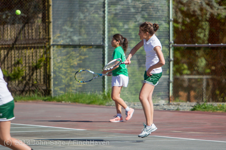 20955 Girls Tennis v CWA 042914