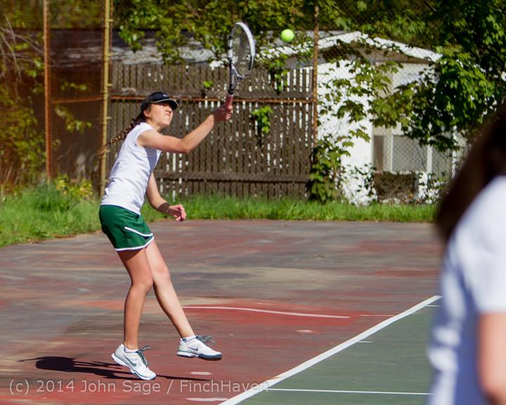 20957 Girls Tennis v CWA 042914