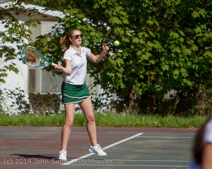 20963 Girls Tennis v CWA 042914
