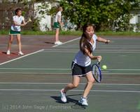 20971 Girls Tennis v CWA 042914