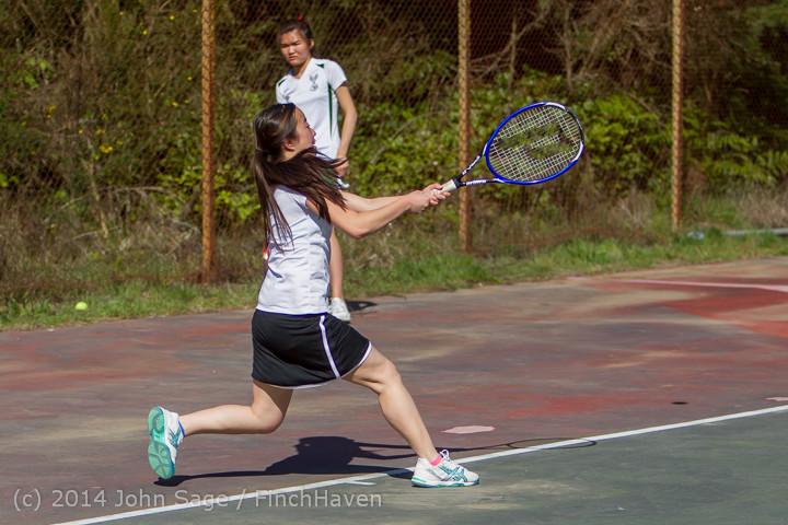 20974 Girls Tennis v CWA 042914