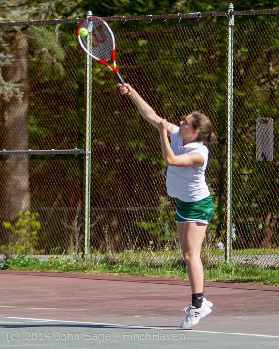 20979 Girls Tennis v CWA 042914