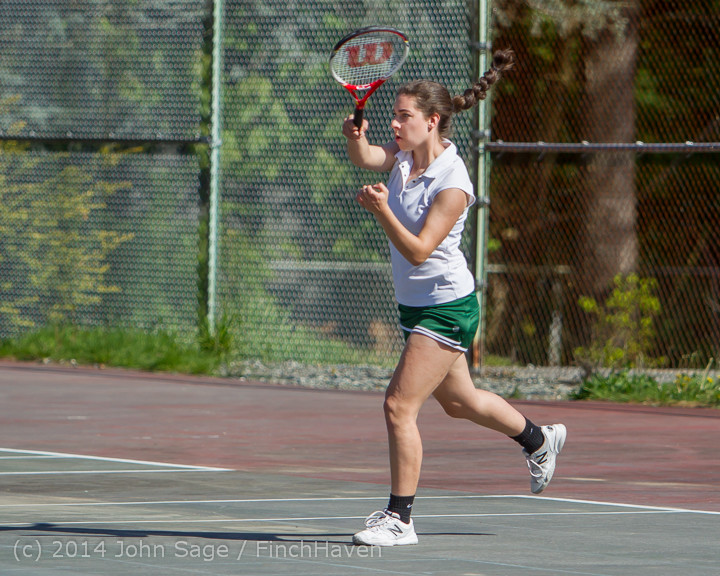 20980 Girls Tennis v CWA 042914