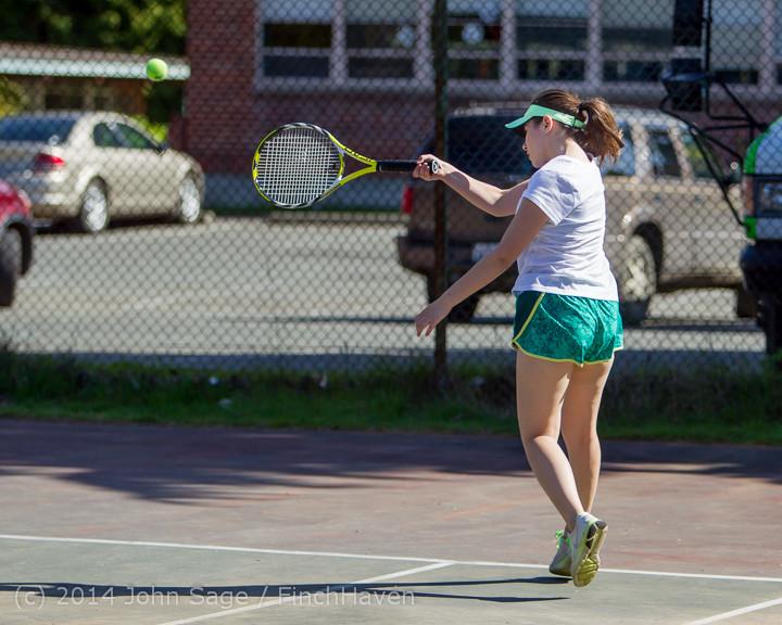 20994 Girls Tennis v CWA 042914