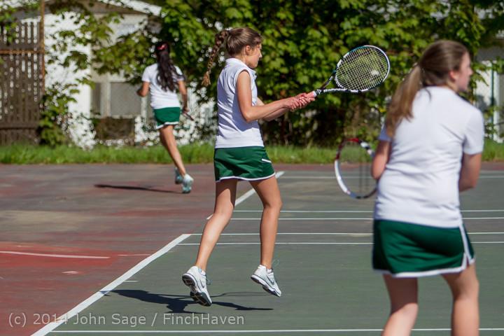 20996 Girls Tennis v CWA 042914