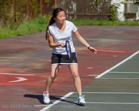 20999 Girls Tennis v CWA 042914