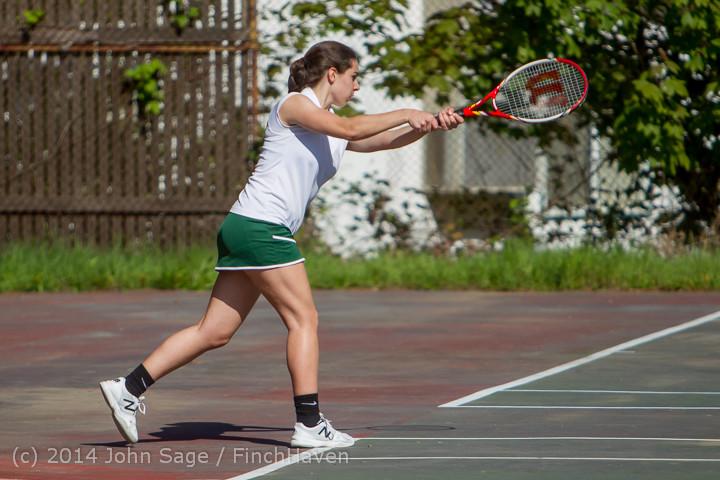 21900 Girls Tennis v CWA 042914