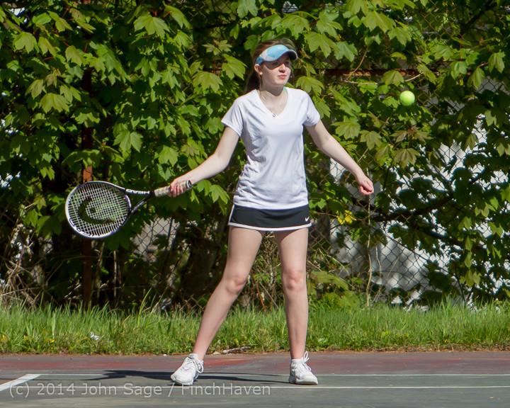 21908 Girls Tennis v CWA 042914