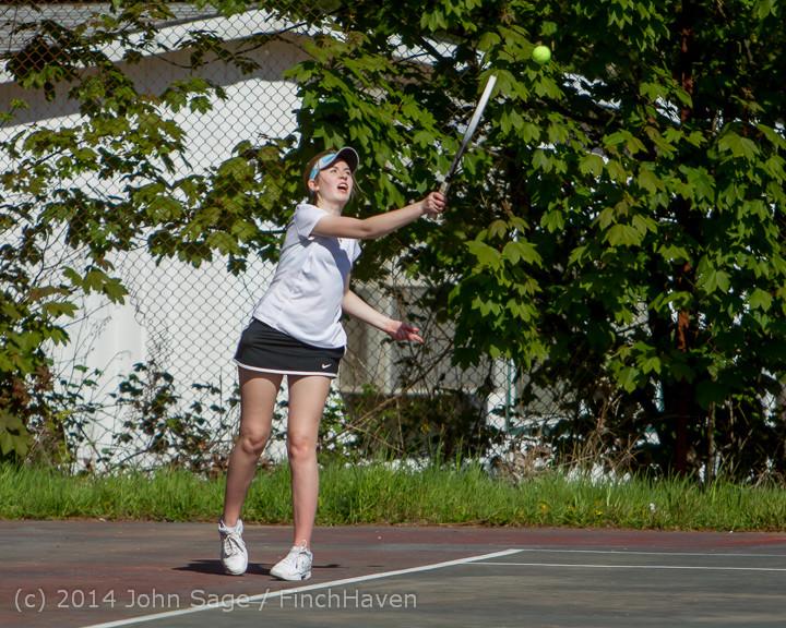 21909 Girls Tennis v CWA 042914