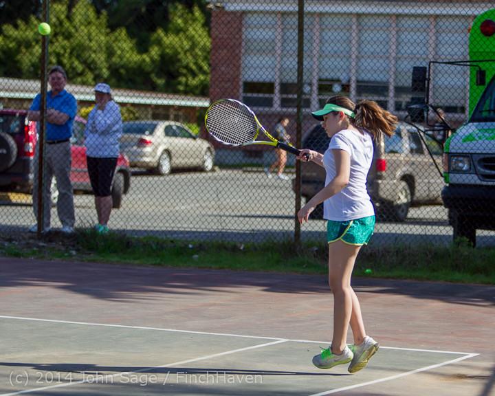 21915 Girls Tennis v CWA 042914
