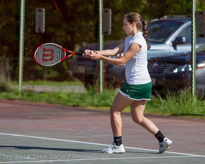 21923 Girls Tennis v CWA 042914