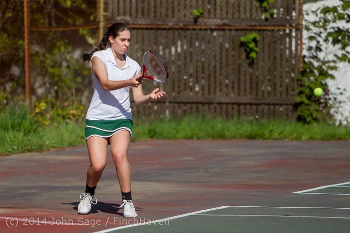 21943 Girls Tennis v CWA 042914