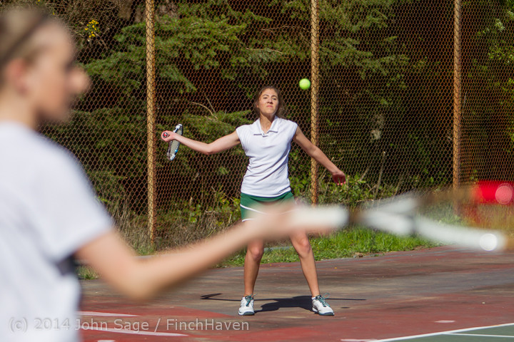 21947 Girls Tennis v CWA 042914