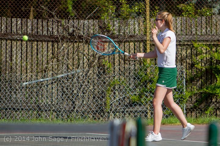 21954 Girls Tennis v CWA 042914
