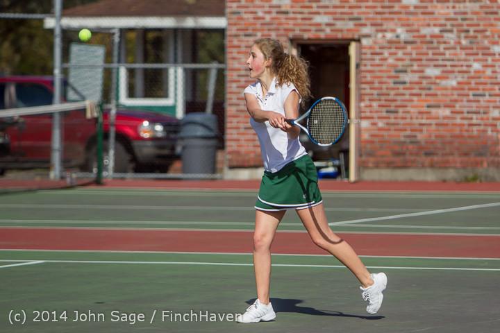 21963 Girls Tennis v CWA 042914
