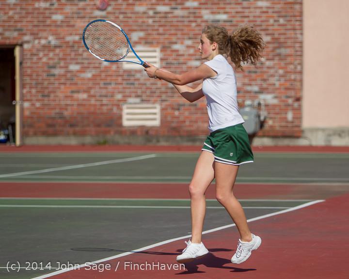 21967 Girls Tennis v CWA 042914