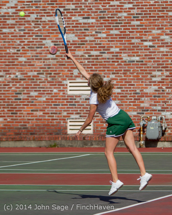 21970 Girls Tennis v CWA 042914