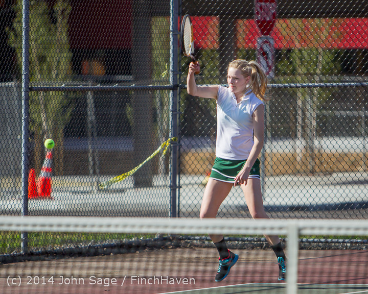 21993 Girls Tennis v CWA 042914