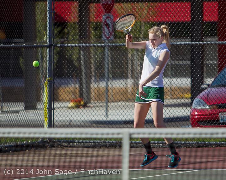 21997 Girls Tennis v CWA 042914