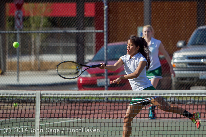 22103 Girls Tennis v CWA 042914