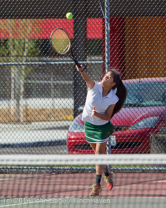 22105 Girls Tennis v CWA 042914