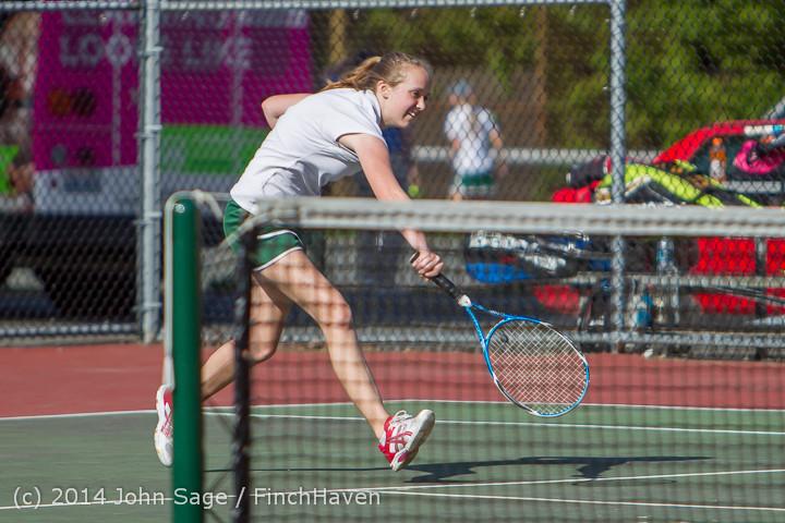 22125 Girls Tennis v CWA 042914