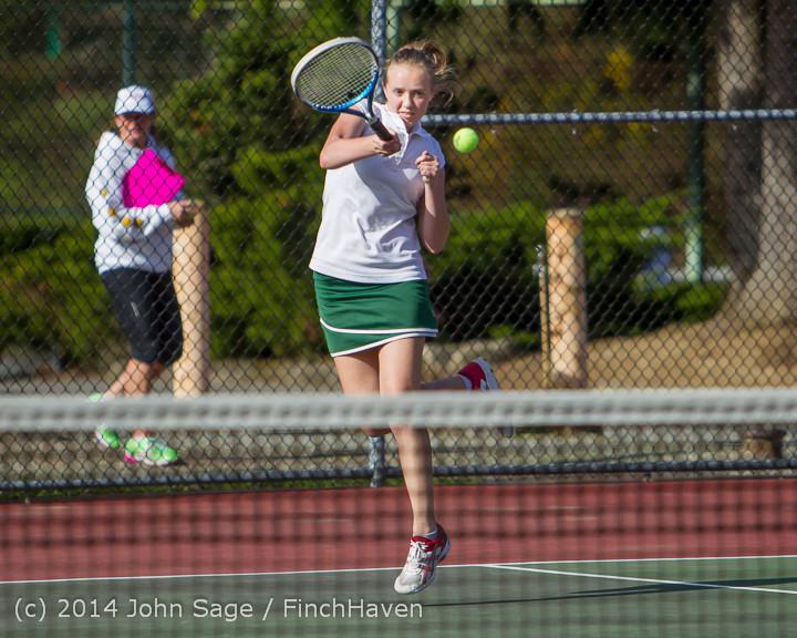 22127 Girls Tennis v CWA 042914