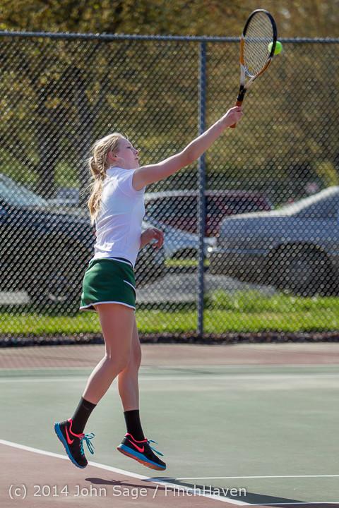 22130 Girls Tennis v CWA 042914