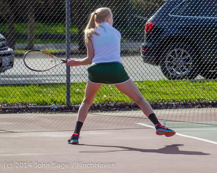 22131 Girls Tennis v CWA 042914