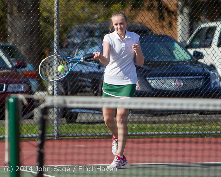 22132 Girls Tennis v CWA 042914