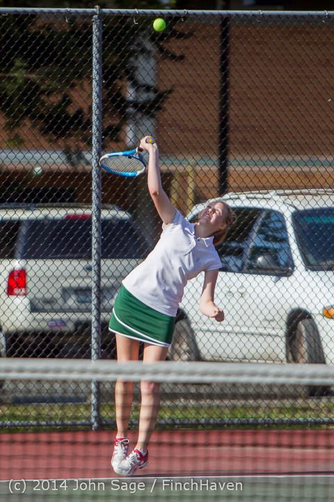 22135 Girls Tennis v CWA 042914